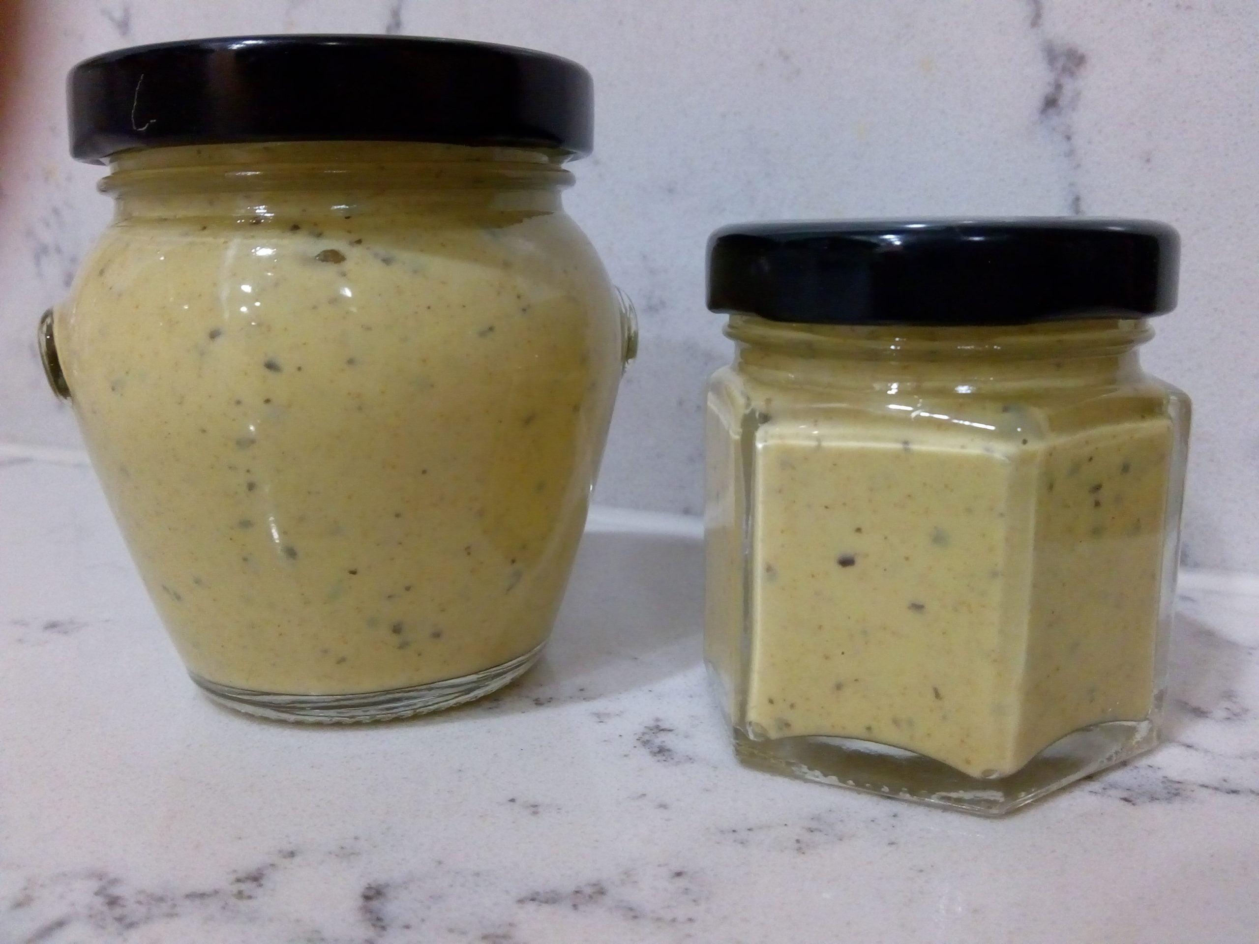 Black truffle salted butter, truffle cane sugar and truffled sea salt.